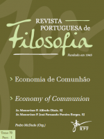 Special Issue of Revista Portuguesa de Filosofia