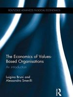 The Economics of Values-Based Organisations