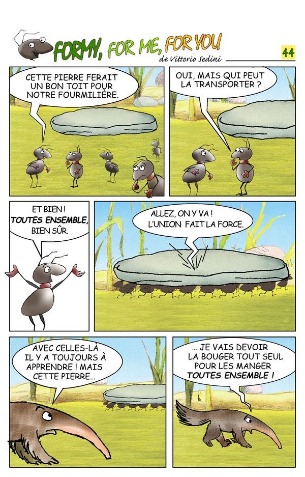 FORMY 44 francese 600 rid