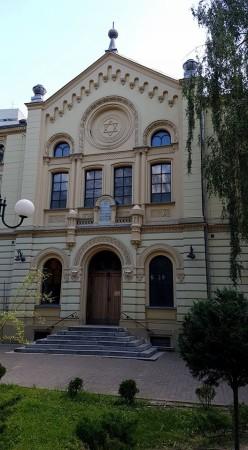Varsavia Sinagoga Ghetto Esterno rid