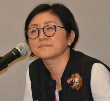 Kim Mi Jin Amata rid