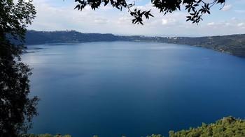 Lago Albano rid