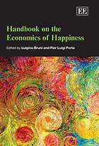 Handbook of happiness in economics