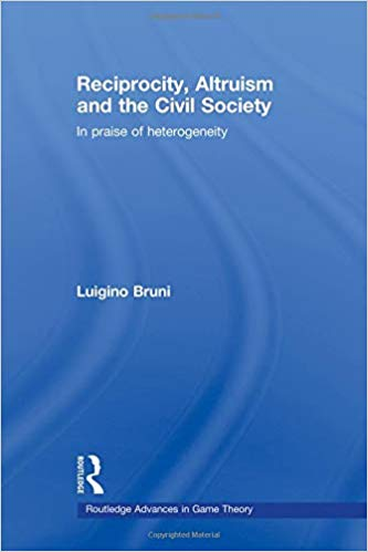 Reciprocity, altruism and civil society