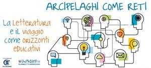 Logo Arcipelaghi come reti rid