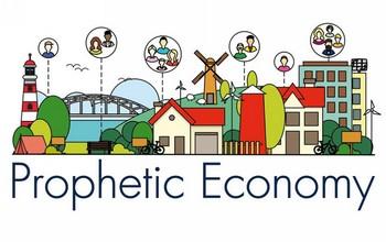 Logo Prophetic economy 350