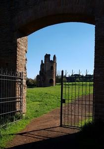 Porta Appia Antica rid
