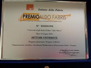 Premio AMEC rid