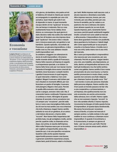200101-CN-Economia e vocazione-Bruni