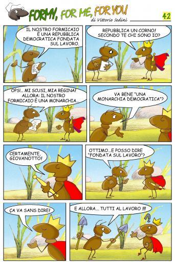 FORMY 42 italiano