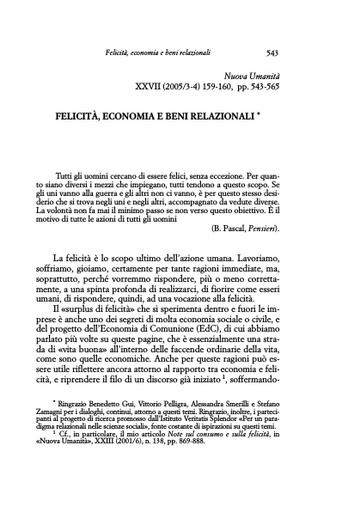 Nuova Umanita 2005-0304 Bruni