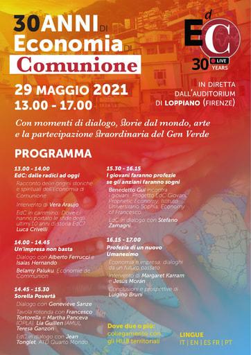 210529-30 Anni EdC-Il programma-IT