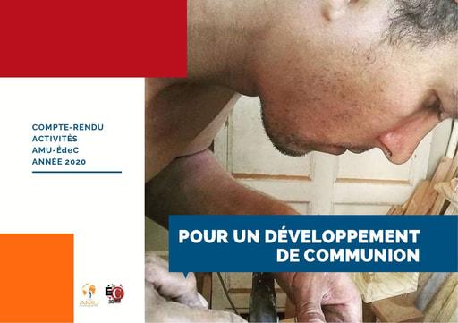FRA-Progetti-AMU EDC Report anno 2020