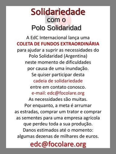 Solidariedade com o Polo Solidaridad