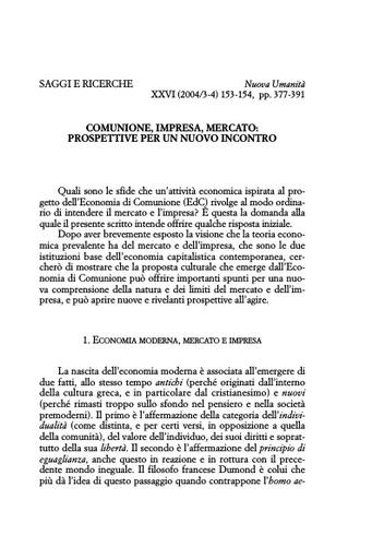 Nuova Umanita 2004-0304 Bruni