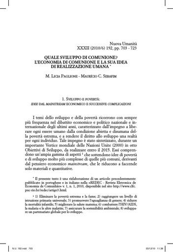 Nuova_Umanita_2010-06_Paglione-Serafim