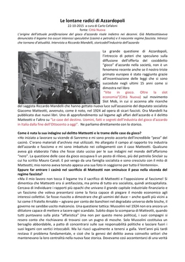 151024 Nuove economie ARTICOLI CN