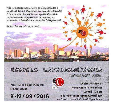Convite escola Interamericana