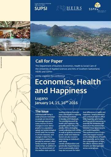160114-16 Call for Papers Lugano EHH