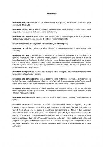 Raggio di sole-Slovenia-Appendice-A