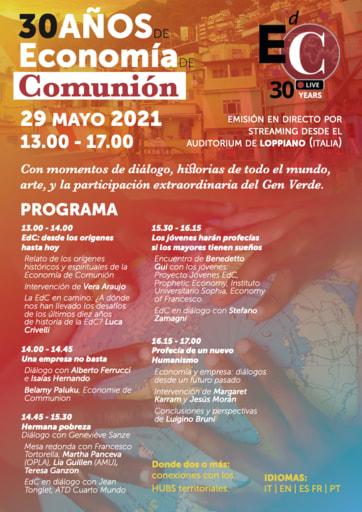 210529-30 Años EdeC-El programa-ES