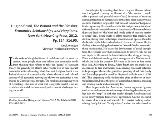 130301_Claritas_Review_The_Wound_and_the_Blessing