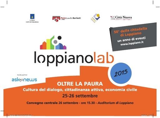 LoppianoLab2015 volantino