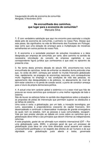 101106_Silva_econ_comunhão.doc